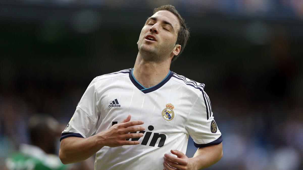 Real Madrid : Accord total avec Naples pour Higuain ?