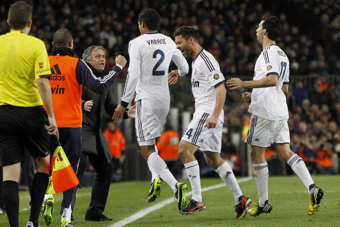 Varane, Mourinho, Real Madrid