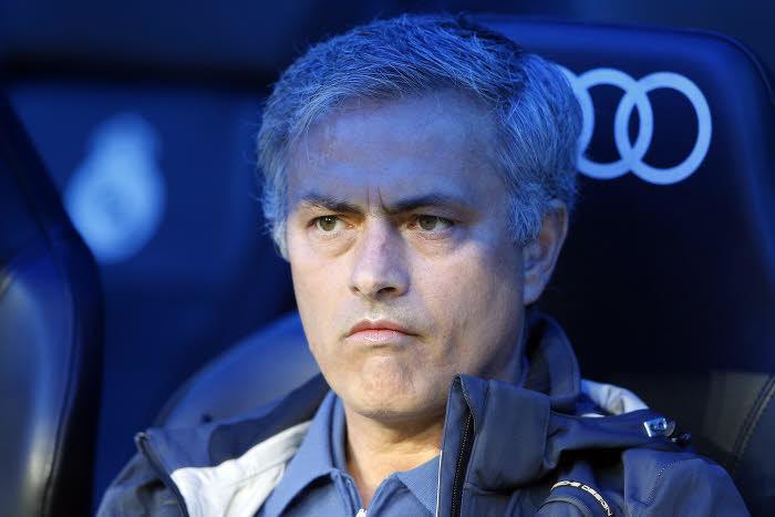 José Mourinho, entraîneur Chelsea