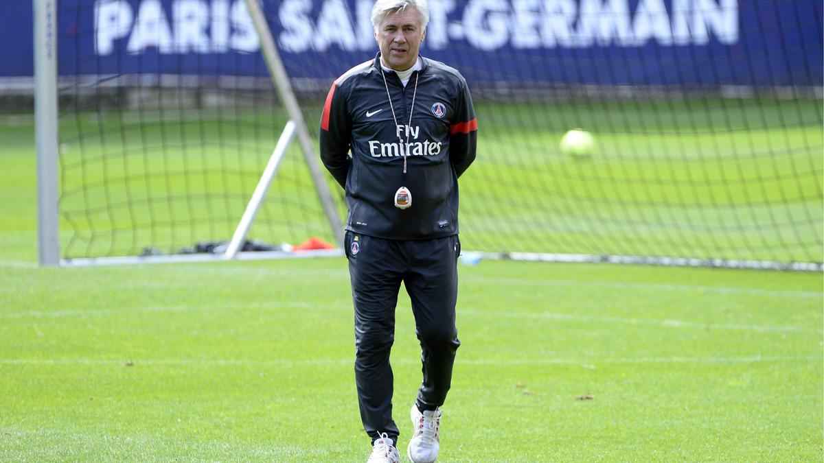 PSG : Ancelotti présenté lundi au Real Madrid ?