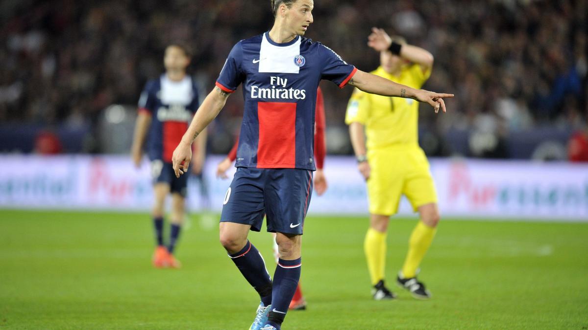 PSG : Ibrahimovic poussé vers la sortie par Cavani ?