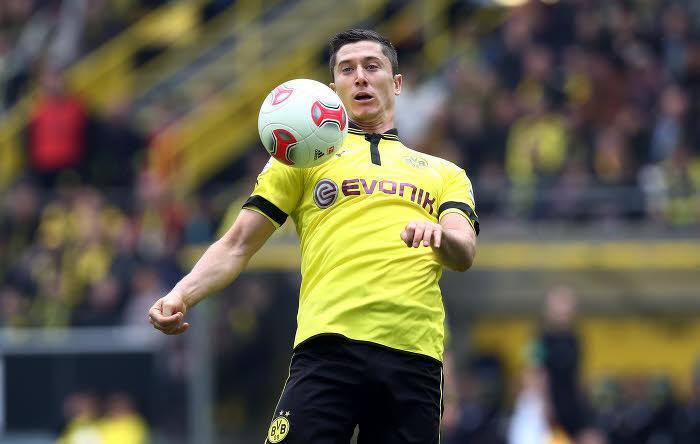 Robert Lewandowski, Dortmund