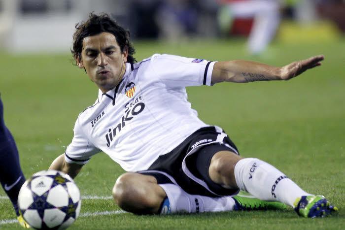Tino Costa, FC Valence