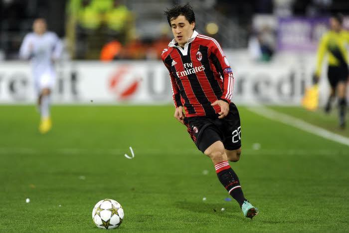 Bojan Krkic, Milan AC