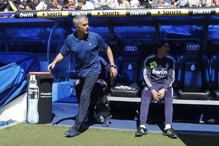 José Mourinho, époque Real Madrid