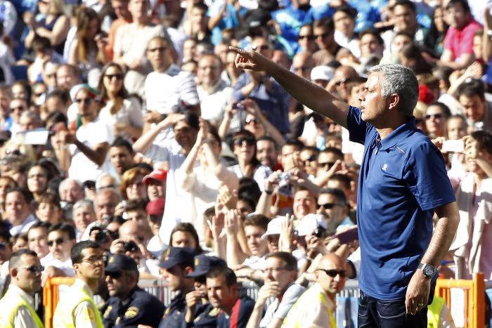 Chelsea : Le président du Real confirme pour Mourinho !