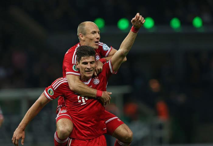 Gomez va rester au Bayern