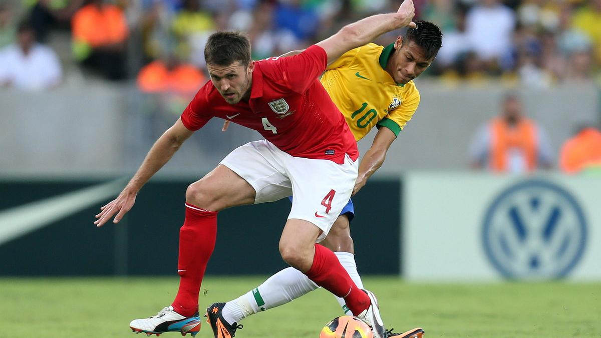 Brazil 2-2 England : Le Brésil et l'Angleterre se neutralisent