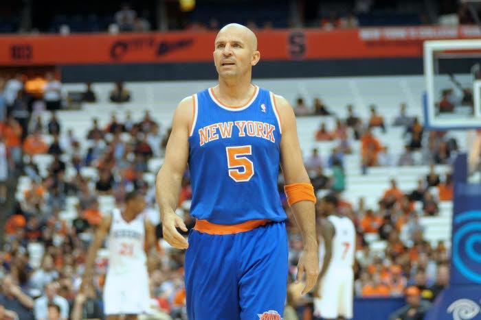 Jason KIdd, New York Knicks