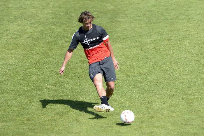 Diego Lugano, PSG