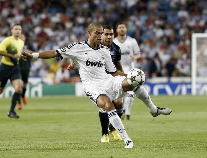 Pepe, Real de Madrid
