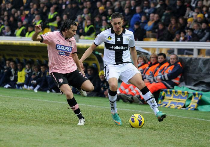 Ishak Belfodil, Parme FC