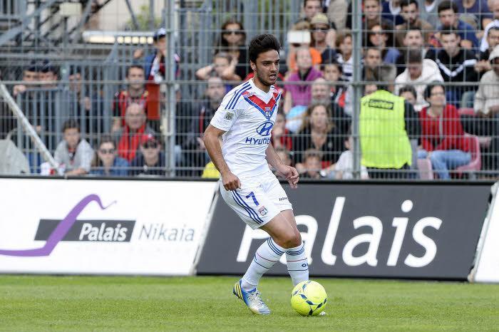 Clément Grenier, Olympique Lyonnais