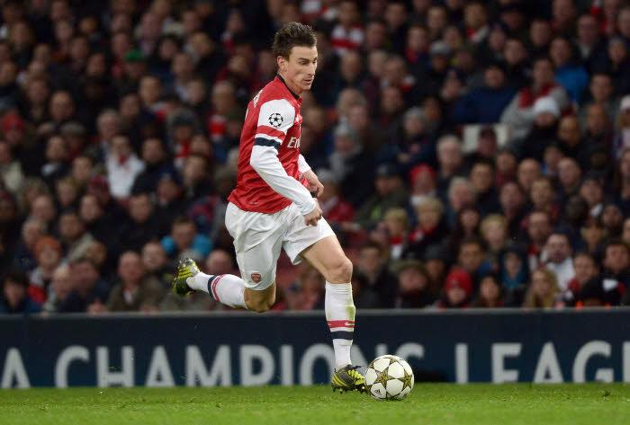 Laurent Koscielny, Arsenal