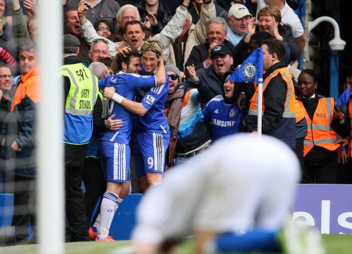 Fernando Torres, Juan Mata, Chelsea