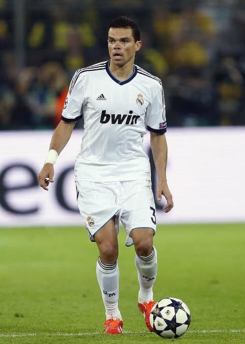 Real Madrid : «Pepe n'est pas à vendre»