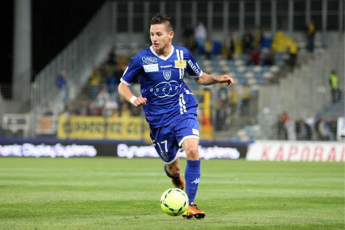 Florian Thauvin, Bastia