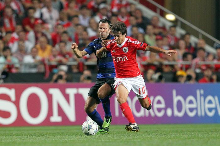 Pablo Aimar, Benfica lisbonne