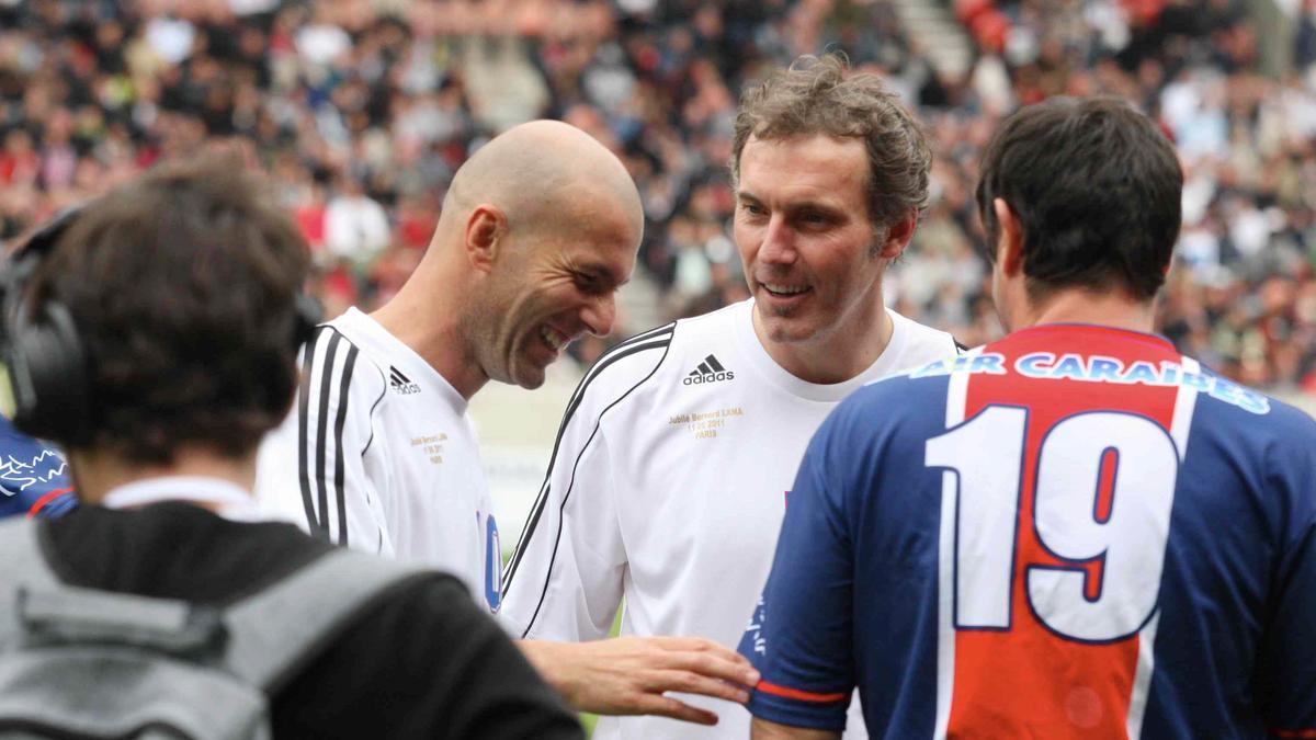 Zidane - Blanc