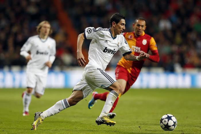 Angel Di Maria, Real de Madrid