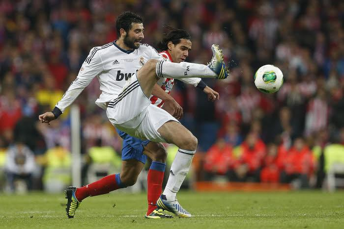 Raul Albiol, Real Madrid