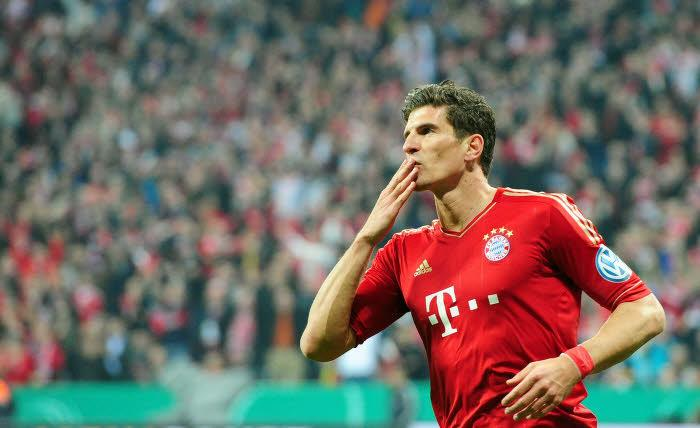 Mario Gomez, Bayern Munich