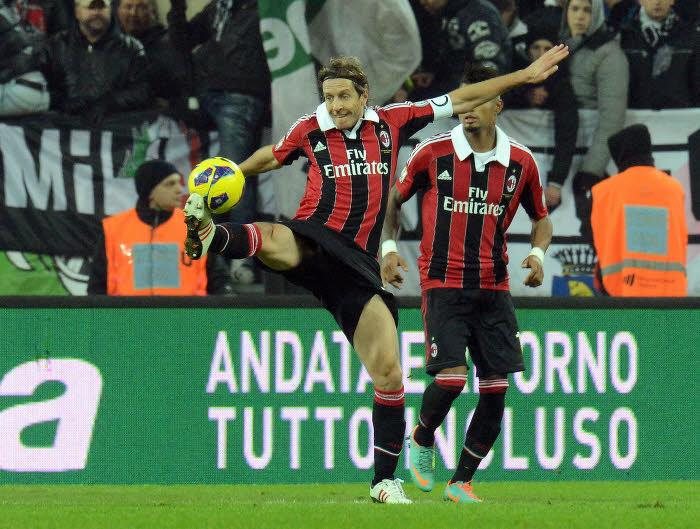 Massimo Ambrosini, Milan AC
