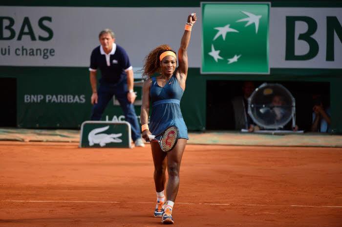 Serena Williams, Roland-Garros