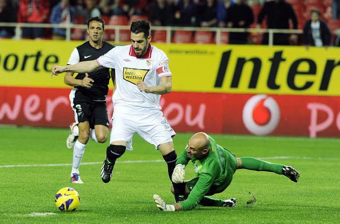 Alvaro Negredo, FC Seville