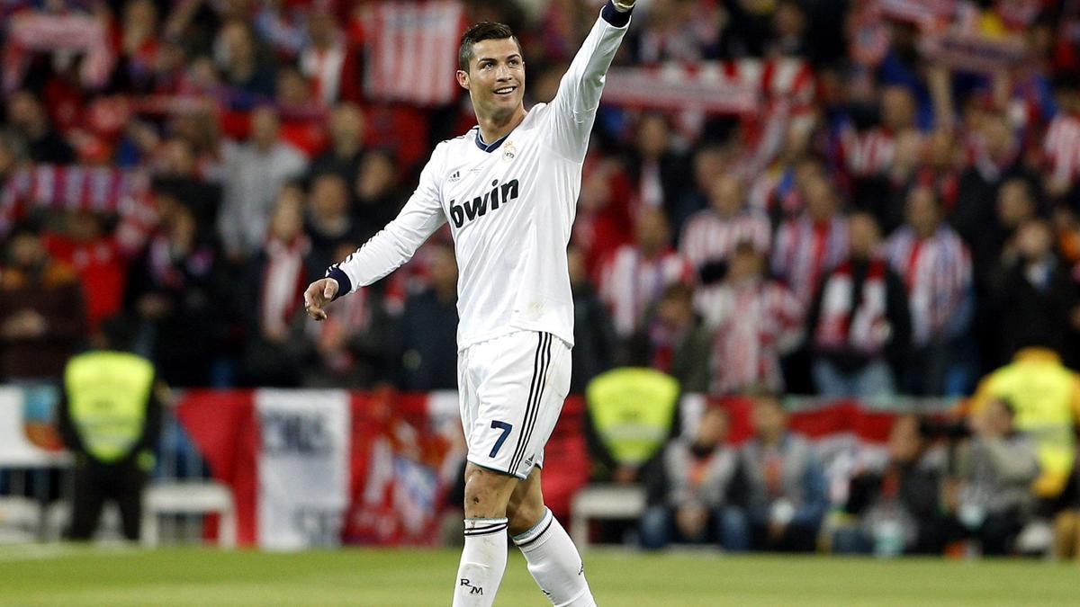 Real Madrid : «Manchester United ? L'avenir de C.Ronaldo est ici»