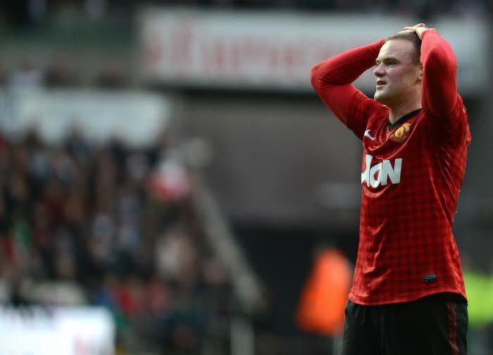 Manchester United : «Rooney ? La meilleure chose est de couper les ponts»