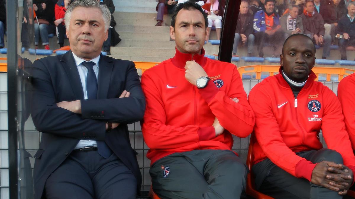 PSG : Ancelotti n'irait pas seul au Real Madrid