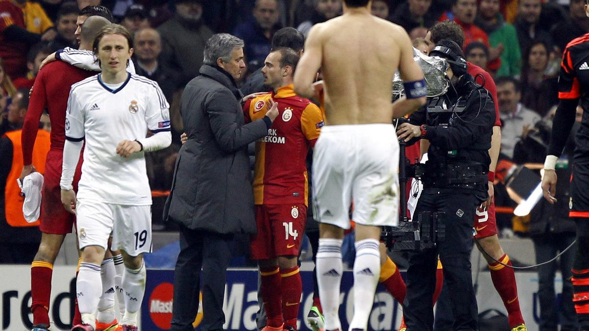 Mourinho - Sneijder