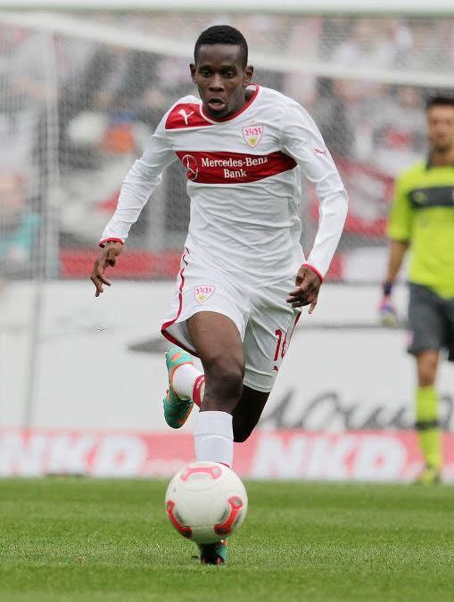 Ibrahima Traoré, Stuttgart