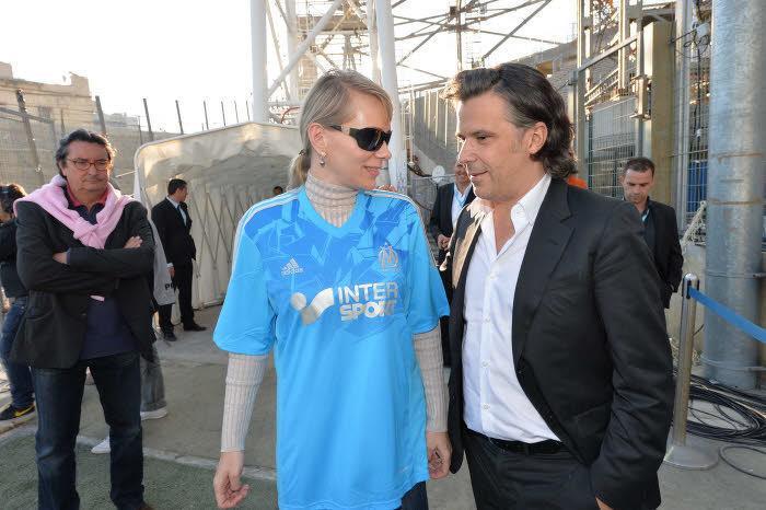 OM : Un candidat à la mairie de Marseille met la pression sur Margarita Louis-Dreyfus !