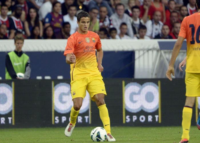 Ibrahim Affelay, FC Barcelone