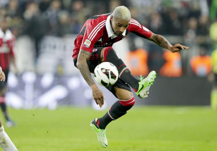 Kevin Prince Boateng, Milan AC