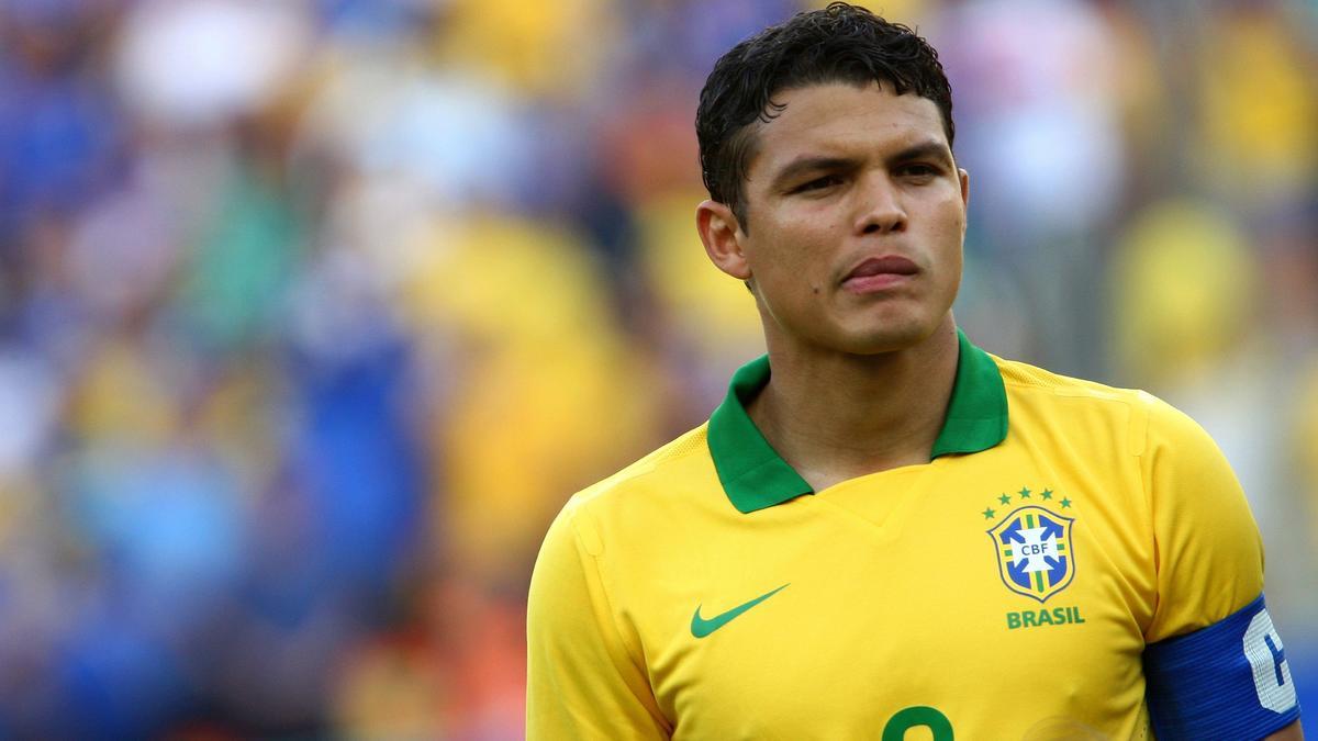 Thiago Silva, Lucas, Brésil