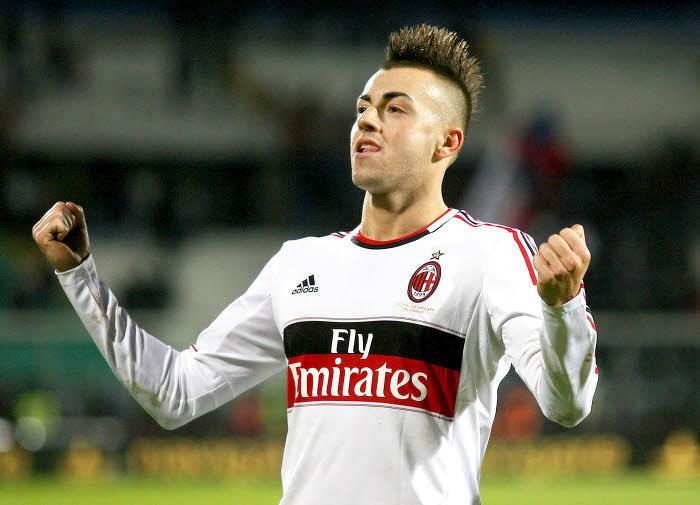 Stephan El Shaarawy, Milan AC