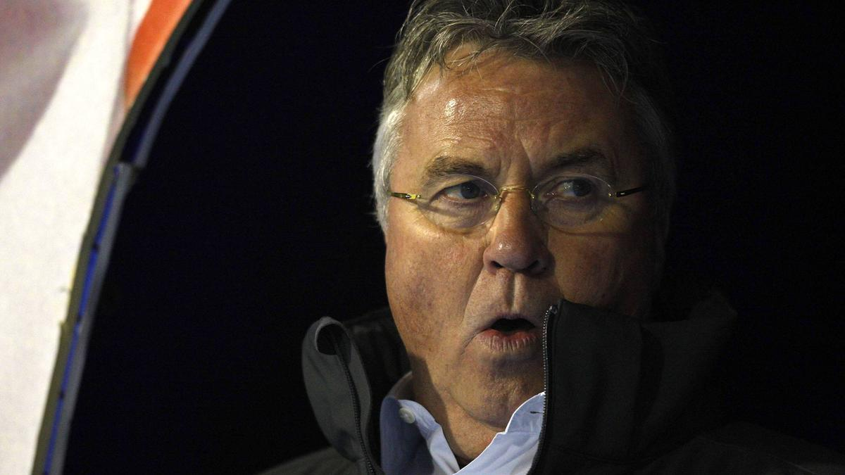 PSG : Hiddink a définitivement tourné la page