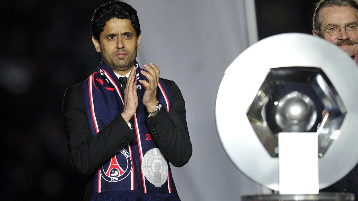 Al-Khelaïfi : «Paris mérite le meilleur centre de formation du monde !»