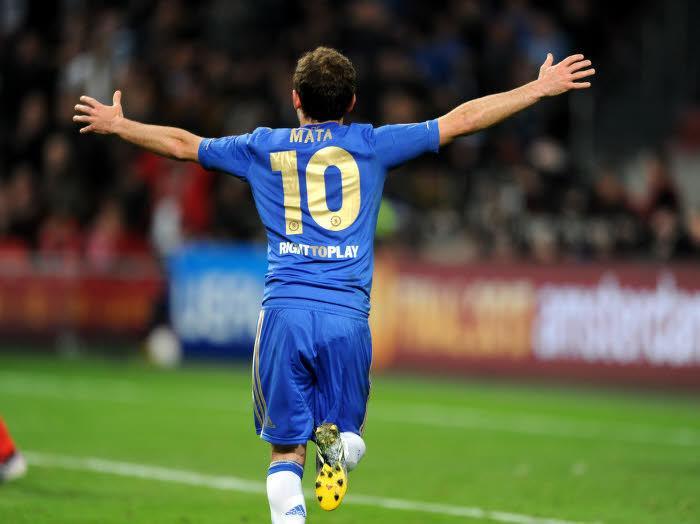 Juan Mata, Chelsea