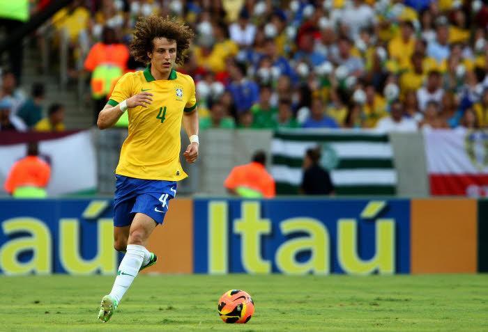 PSG : «En sélection David Luiz met l'ambiance avec Thiago Silva»