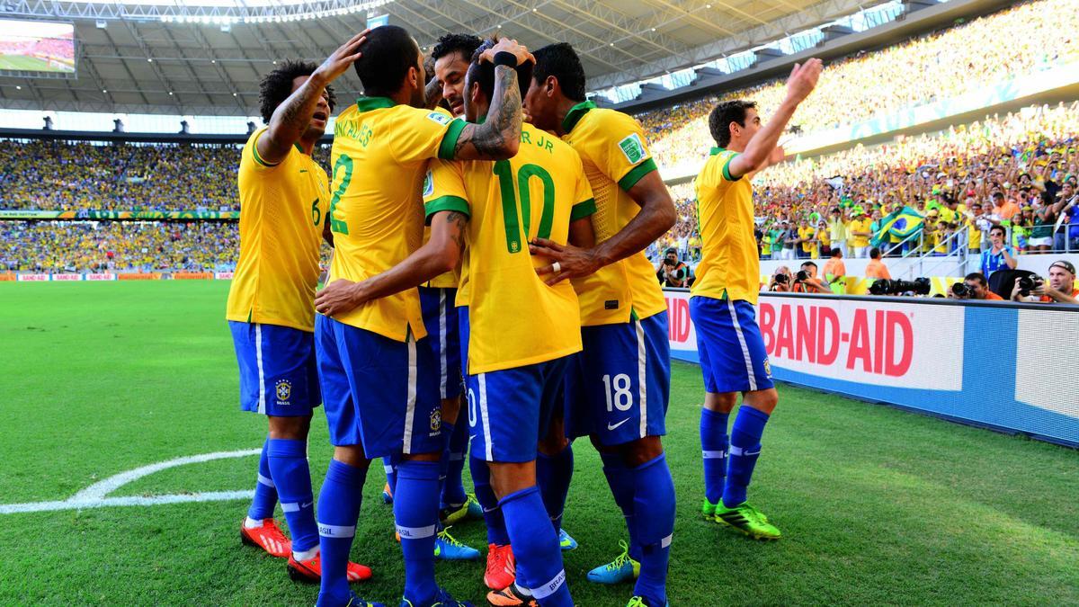 Coupe des Confédérations : Le Brésil s
