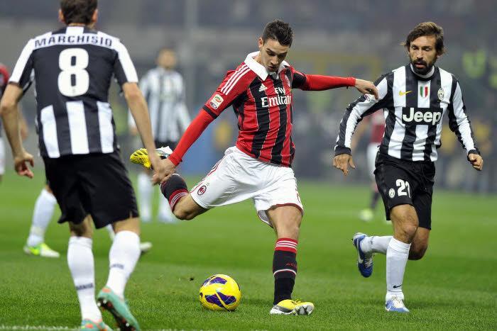 Mattia De Sciglio, Milan AC