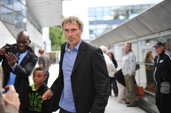 PSG : Laurent Blanc, c'est officiel !