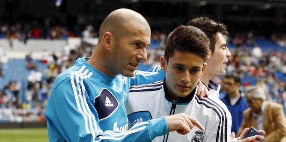Real Madrid : Zidane intronisé mercredi avec Ancelotti ?