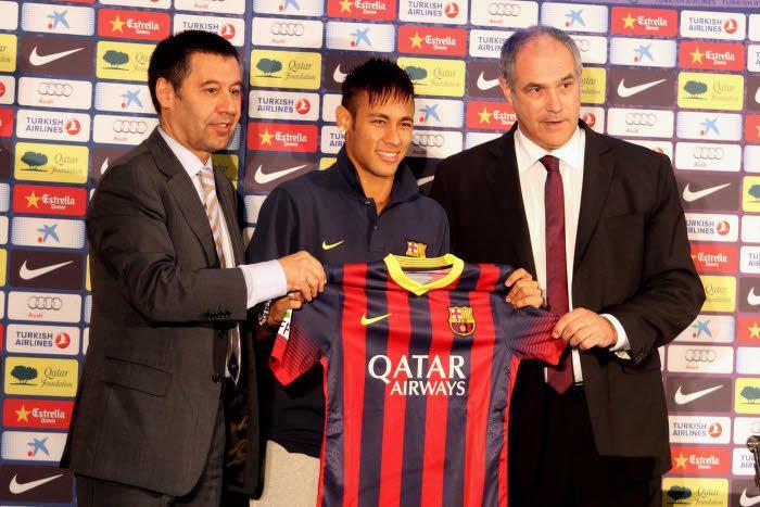 Barcelone : Le transfert de Neymar devant la justice ?