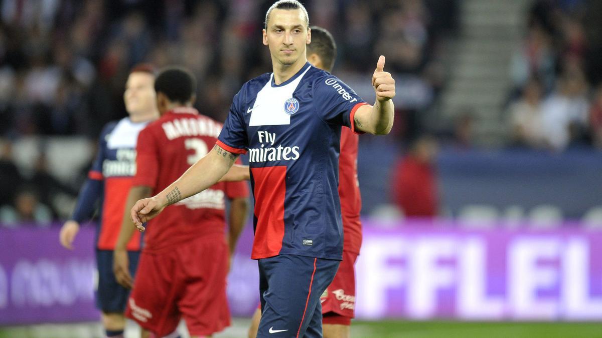PSG : Ibrahimovic voudrait rejoindre Ancelotti au Real Madrid !
