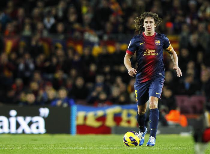Barcelone : Puyol encense Thiago Silva